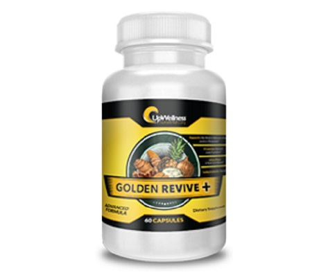 Golden Revive (+) Reviews – Keep Inflammation At Bay