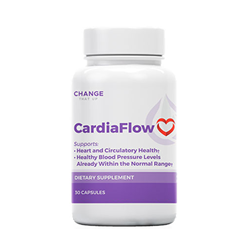 CardiaFlow Review – Improve Your Heart Health Naturally