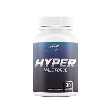Hyper Male Force Review – A Powerful Male Enhancement Supplement