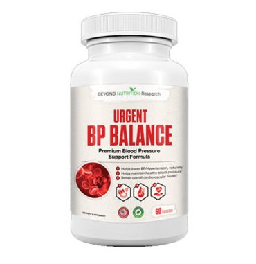 Urgent BP Balance Reviews 2020 – Get To Support Your Blood Pressure Levels