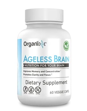 Organixx Ageless Brain Reviews  – Restore Your Memory!