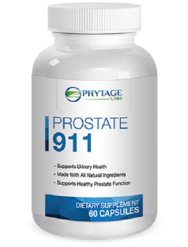 Prostate 911 – Solve Your Urinary Emergency
