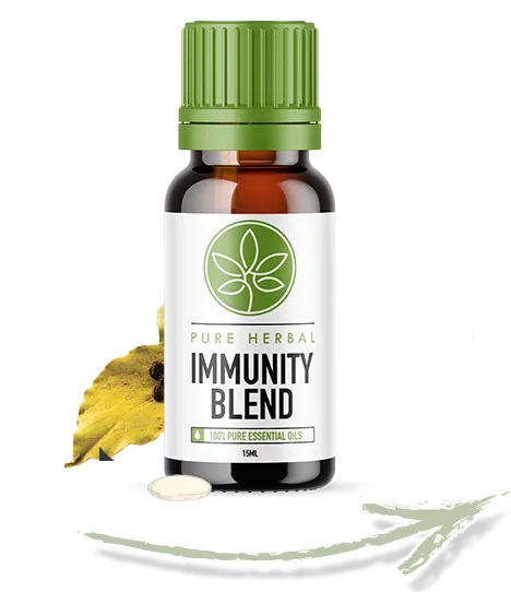 Pure Herbal Immunity Blend Reviews – The Perfect Blend To Boost Body Immunity
